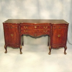 lot 603 mahogany sideboard 70 x 22 x 37
